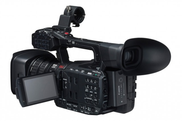 Canon XF205 Side