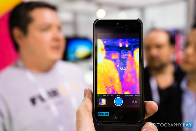 Flir One Thermal Attachment Gives Heat Vision to the iPhone
