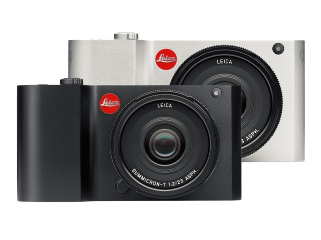 Leica T Colors