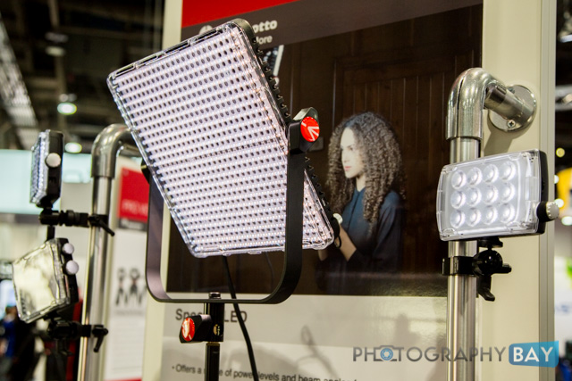 Manfrotto LED Lights