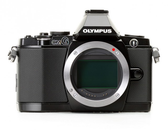 Olympus OM-D OMG from DPReview.