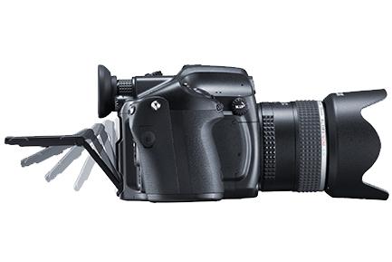 Pentax 645Z Tilt LCD