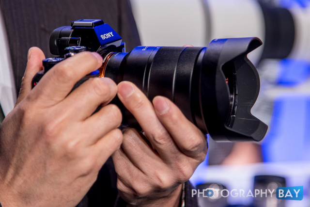 Sony 50MP Full Frame Sensors Coming in 2015…