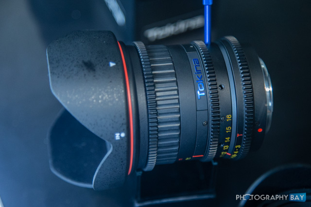 Tokina Cinema Lens-7
