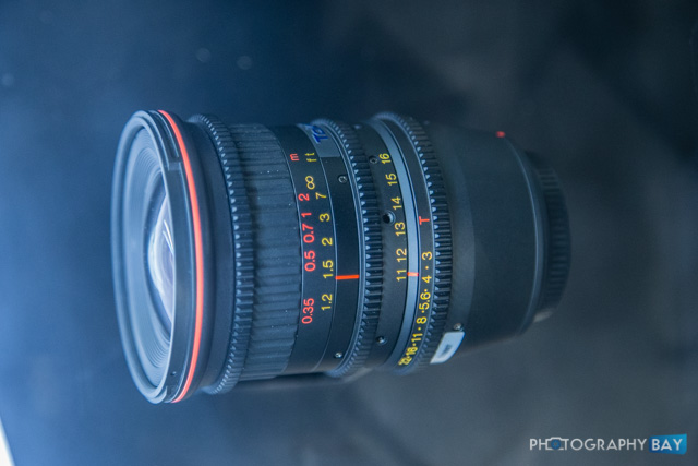 Tokina Cinema Lens-8