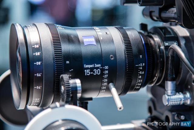 Zeiss CZ.2 Lenses at NAB 2014-2