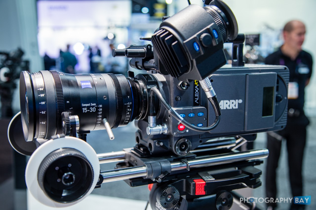 Zeiss CZ.2 Lenses at NAB 2014