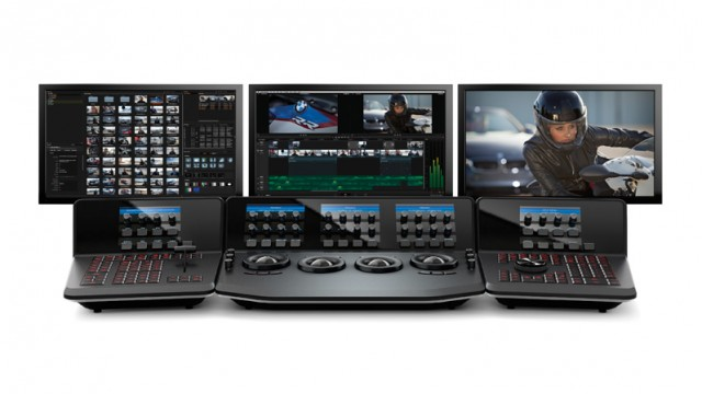DaVinci Resolve 11 Control Surface