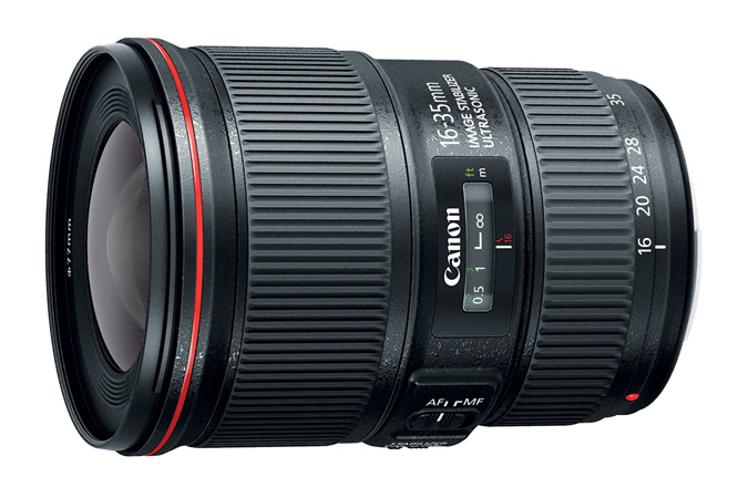Canon 16-35mm f4L IS USM
