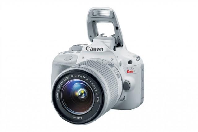 Canon SL1 White