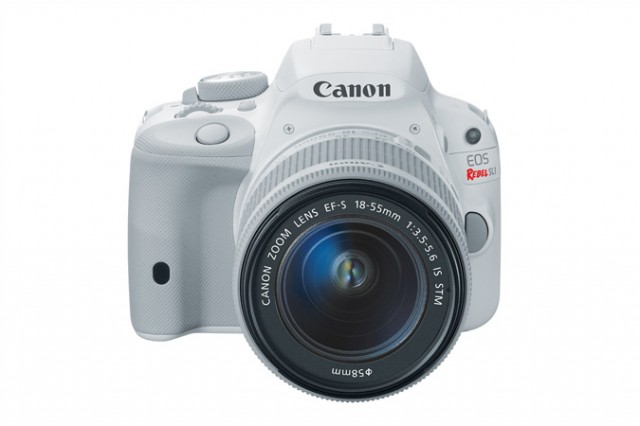 Canon SL1 in White