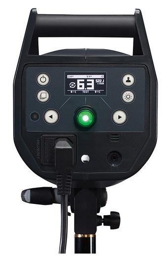 Elinchrom ELC Pro HD monolight back