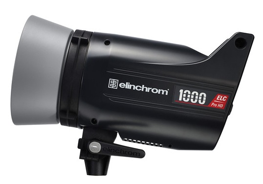 Elinchrom ELC Pro HD monolight side