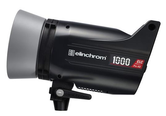 Elinchrom ELC Pro HD monolight side