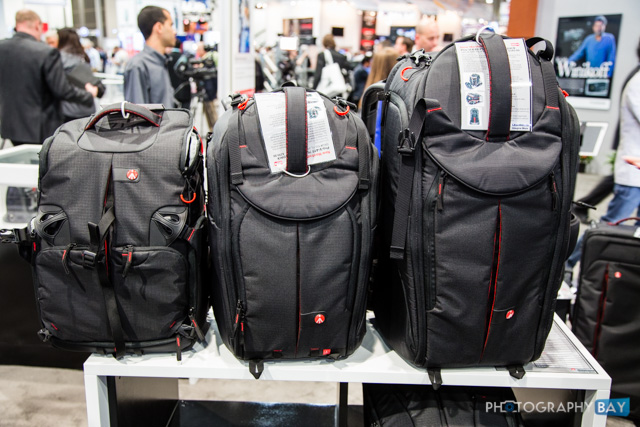Manfrotto Camera Bags NAB 2014-11