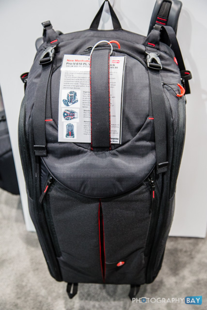 Manfrotto Camera Bags NAB 2014
