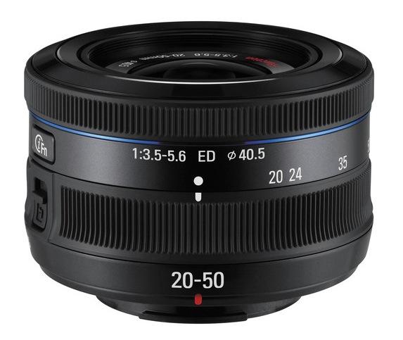 Samsung 16-50mm Power Zoom Lens