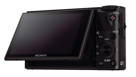 Sony RX100 III Back