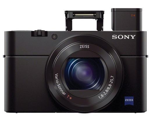 Sony RX100 III EVF
