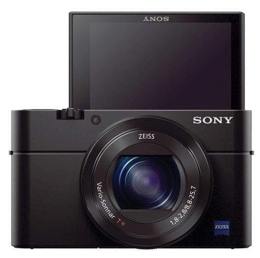Sony RX100 III LCD