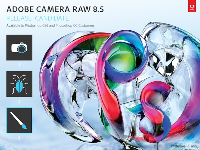 Camera Raw 8.5 Release Candidate