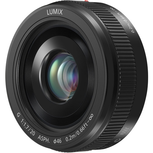 Panasonic 20mm f1.7 II Lens