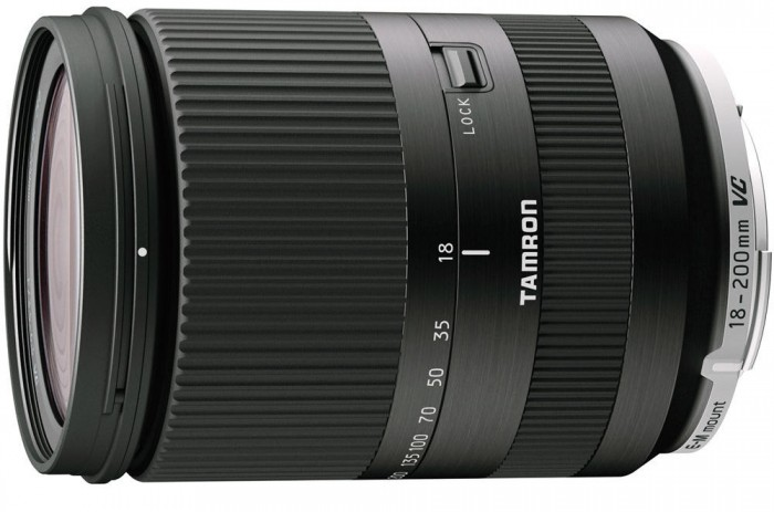 Tamron 18-200mm F3.5-6.3 Di III VC Lens for Canon EOS M