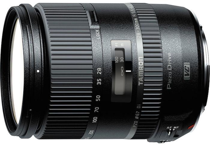 Tamron 28-300mm F3.5-6.3 Di VC PZD Lens