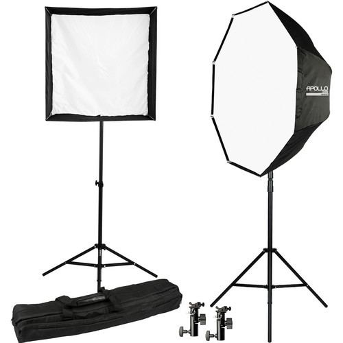 Westcott Apollo Softbox Duo Kit