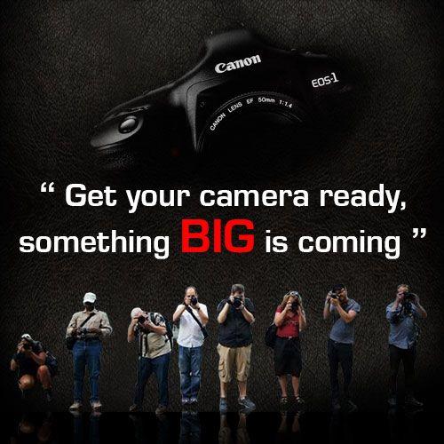 Canon Teaser