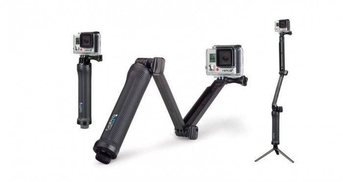 GoPro 3-in-1 Mount