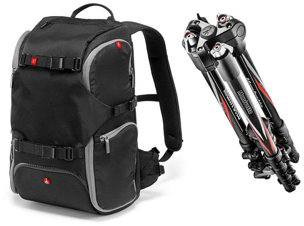 Manfrotto-BeFree-Combo