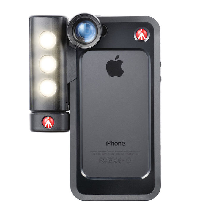 Manfrotto KLYP Plus LED