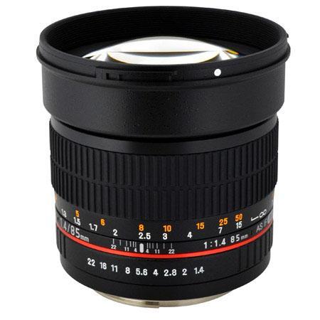 Rokinon 85mm 1.4 Lens