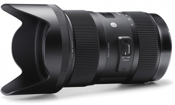 Sigma 18-35mm f1.8 Lens - Sony Mount