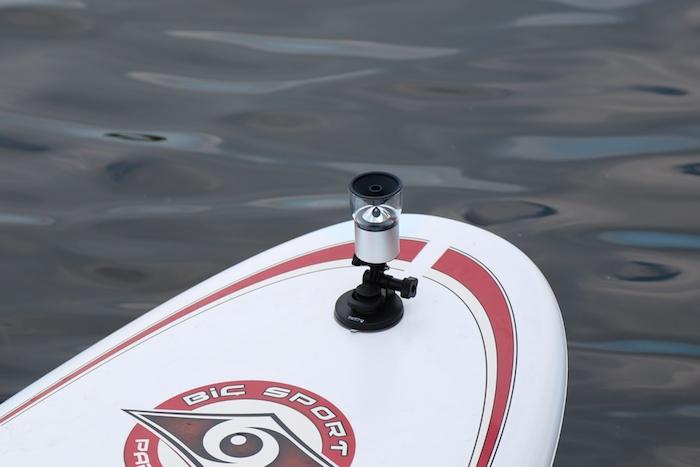 V.360 GoPro Surfboard Mount