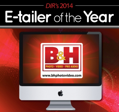 2014 E-tailer of the Year