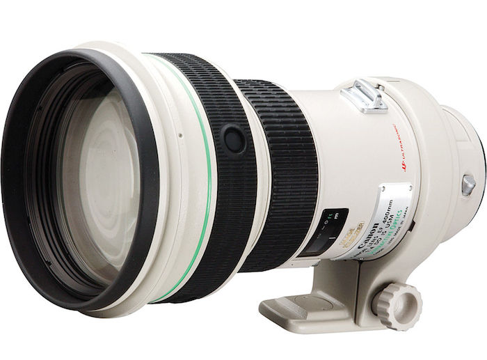 Canon 400mm DO IS USM