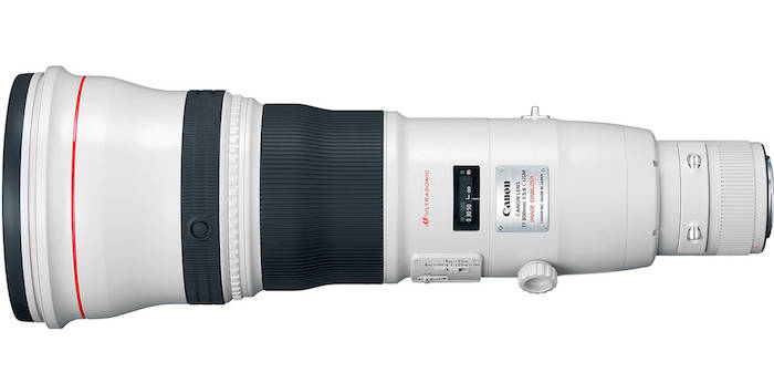 Canon 800mm Version I