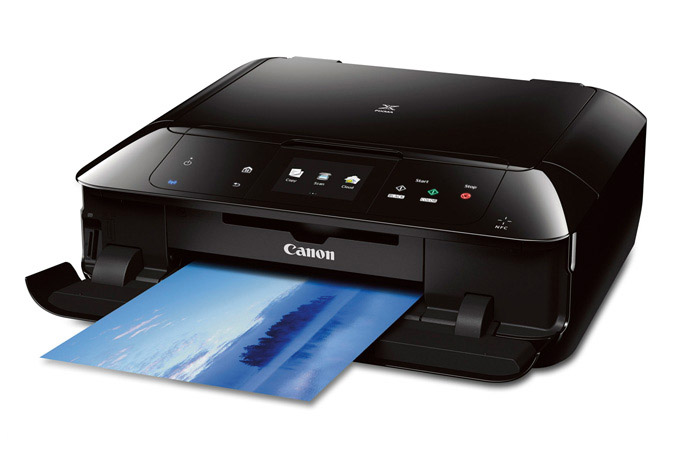 Canon PIXMA MG7520 Wireless Inkjet Photo AIO printer