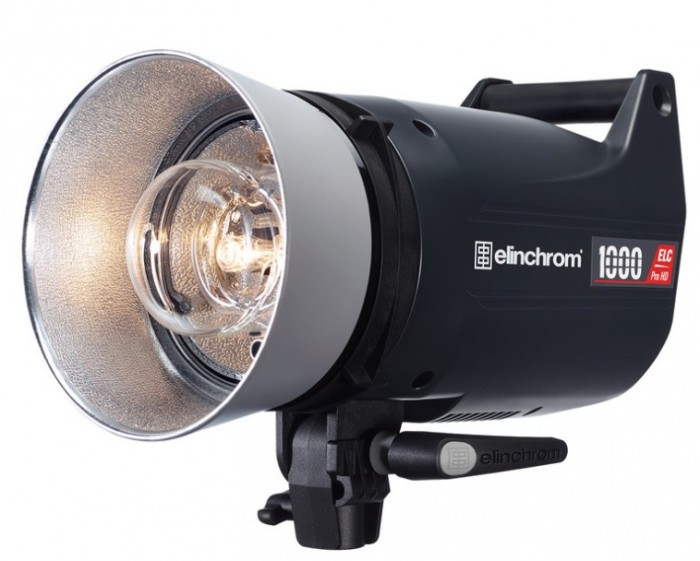 Elinchrom ELC PRO HD Compact Flash Head