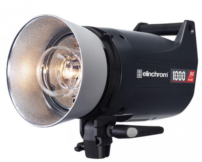 Elinchrom ELC PRO HD Compact Flash Head