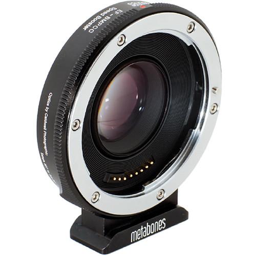 Metabones Canon EF Lens to Blackmagic Pocket Cinema Camera Speed Booster