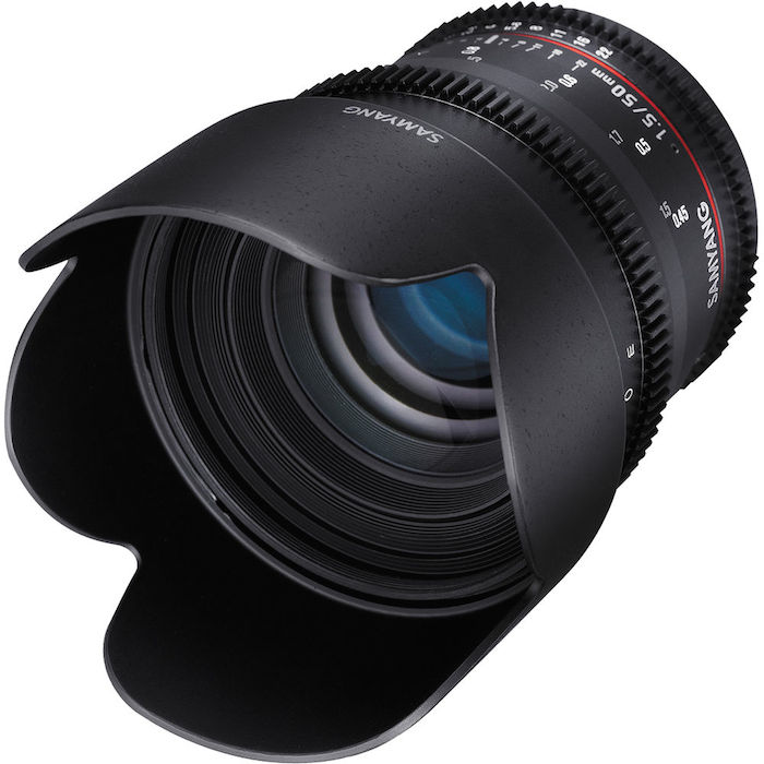 Samyang 50mm T1.5