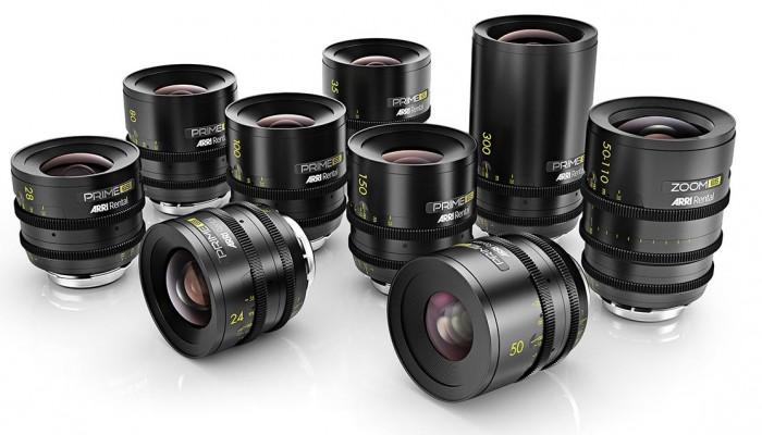 ARRI 65 XPL Lenses