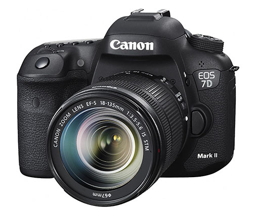 Canon 7D Mark II Leaked Official Image