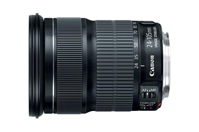 Canon EF 24-105mm f3.5-5.6 IS STM Lens-
