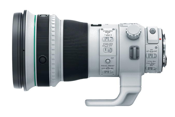 Canon EF 400mm f4 DO IS II USM Lens 2