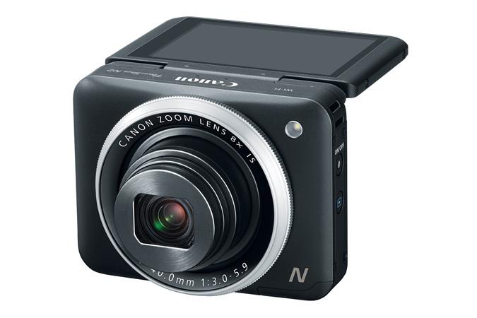 Canon PowerShot N2 LCD