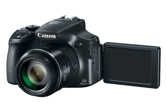 Canon Releases Powershot Sx60 Hs With 65x Optical Zoom Photography Bay